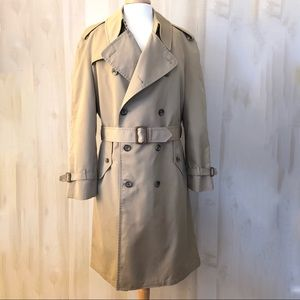 Vintage London Fog Men's Trenchcoat